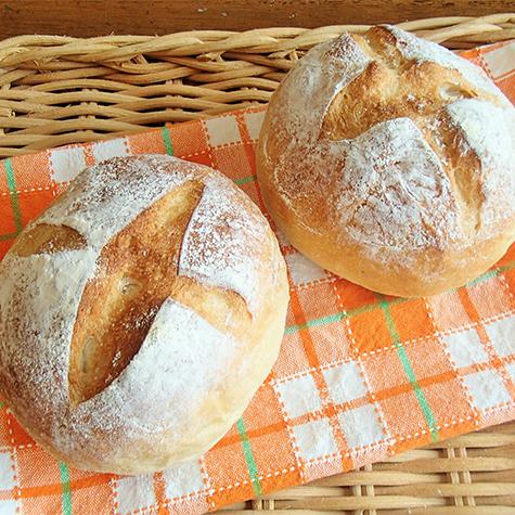 天然酵母と国産小麦のプチカンパーニュ